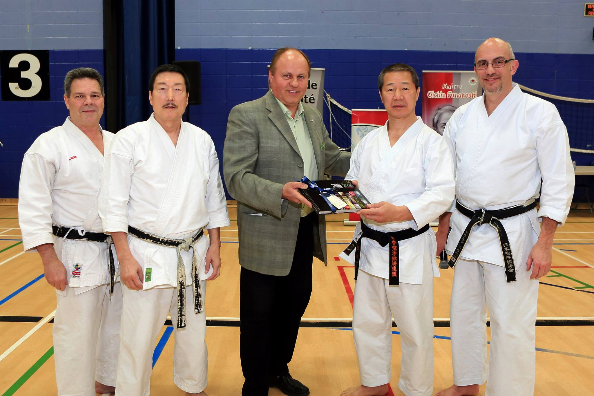 club karate shotokan repentigny